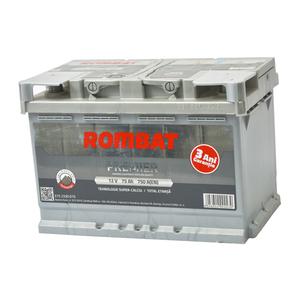 Baterie auto ROMBAT Premier 5752330075ROM, 75AH, 750A