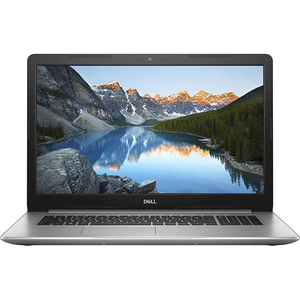 "Laptop DELL Inspiron 5770, Intel® Core™ i7-8550U pana la 4.0GHz, 17.3"" Full HD, 8GB, 1TB + SSD 128GB, AMD Radeon 530 4GB, Ubuntu"