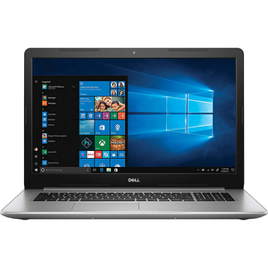 "Laptop DELL Inspiron 5770, Intel® Core™ i3-7020U 2.3GHz, 17.3"" Full HD, 4GB, 1TB, Intel HD Graphics 620, Windows 10 Home"