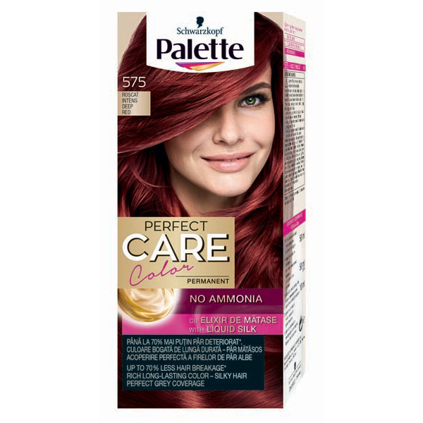 Vopsea De Par Palette Perfect Care Creme 575 Roscat Intens 115ml
