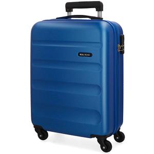 Troler ROLL ROAD Flex 58491.63, 55 cm, albastru
