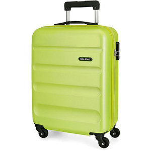 Troler ROLL ROAD Flex 58491.66, 55 cm, verde deschis