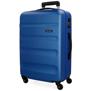 Troler ROLL ROAD Flex 58493.63, 75 cm, albastru
