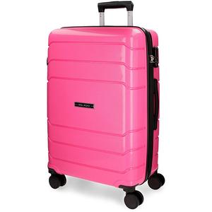 Troler ROLL ROAD Fast 58693.64, 80cm, roz