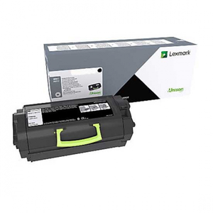 Toner LEXMARK 58D2U0E Return Program, negru