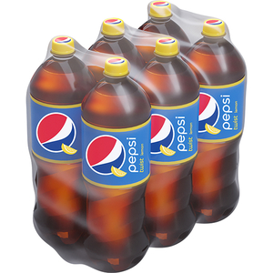 Bautura racoritoare carbogazoasa PEPSI COLA TWIST bax 1.25L x 6 sticle