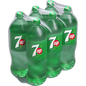 Bautura racoritoare carbogazoasa 7UP LEMON LIME bax 1.25L x 6 sticle