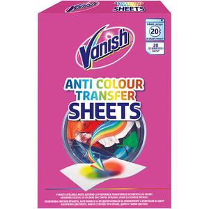 Servetele anti-transfer VANISH, 20 bucati