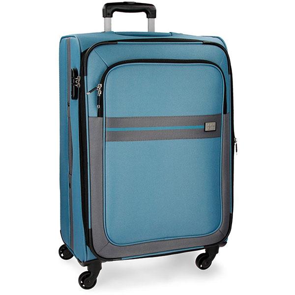 Troler ROLL ROAD Sicilia 59192.65, 66 cm, albastru deschis