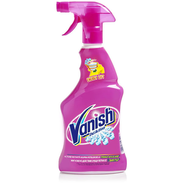 Spray pretratare VANISH Oxi Action, 500ml