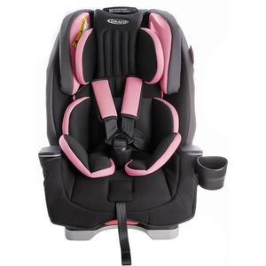 Scaun auto GRACO Milestone Blush G8AE99BSHE, 5 puncte, 0-36 kg, roz