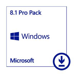 Licenta electronica ESD Upgrade la Microsoft Windows 8.1 Pro Pack