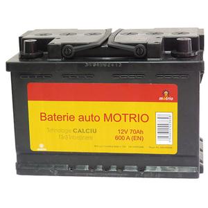 Baterie auto MOTRIO 6001998868, 600A, 70Ah, 12V