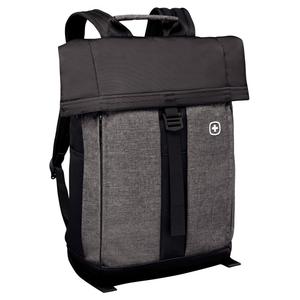 """Rucsac laptop WENGER Metro 601058, 16"""", negru-gri"""