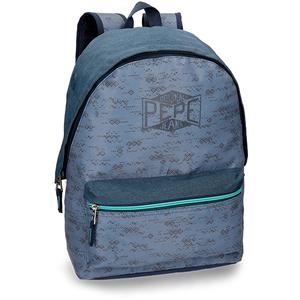 Rucsac  PEPE JEANS LONDON Jeans Pierc 60323.61, albastru