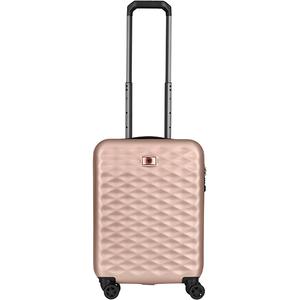 Troler WENGER Lumen 606496, 55cm, roz