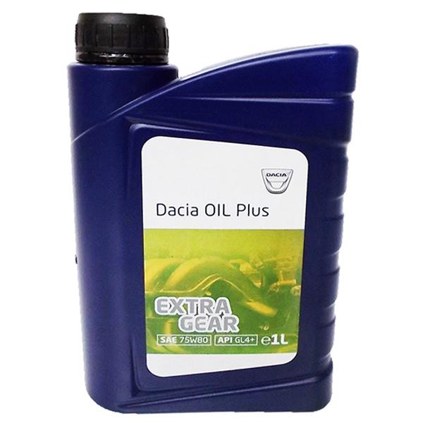 Ulei transmisie DACIA OIL Plus 6001999717, 75W80, 1l