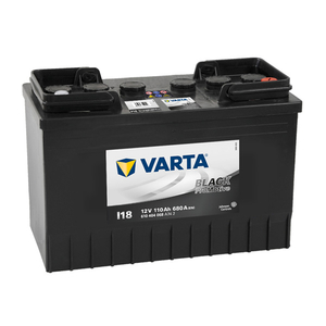 Baterie VARTA 12V 110AH 680A Promotive black I18