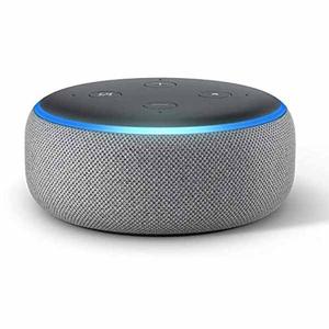 Boxa Portabila AMAZON Echo Dot 3nd Gen, gri
