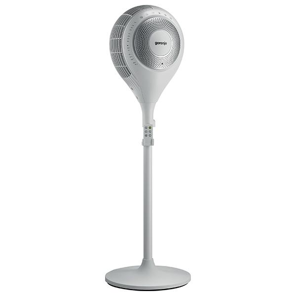 Ventilator GORENJE Smart Air 360 L, 55 db, Functie ECO, alb