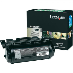 Toner LEXMARK XL 64016HE CTG Return Program, negru