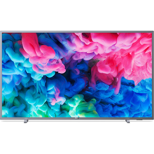Televizor LED Smart Ultra HD 4K, HDR, 126 cm, PHILIPS 50PUS6523/12