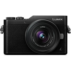 Aparat foto Mirrorless PANASONIC DCM-GX800, 16.8 MP, Wi-Fi, negru + Obiectiv 12-32mm