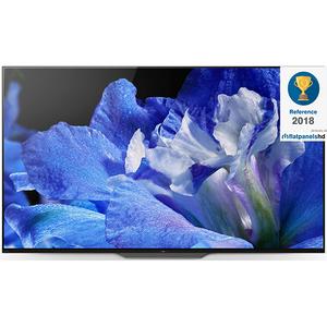 Televizor OLED Smart Ultra HD, Android, 4K HDR, 164 cm, Sony BRAVIA KD-65AF8B, Negru