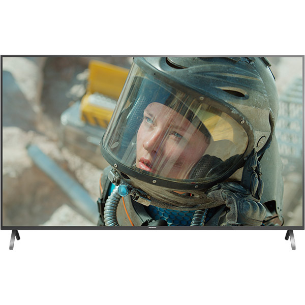 Televizor LED Smart Ultra HD 4K Pro, 123 cm, PANASONIC TX-49FX700, argintiu