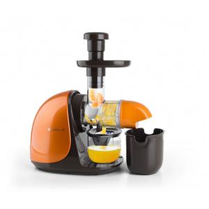 Storcator fructe si legume G21 Gourmet 6008120, 0.9l, 150W, 1 treapta viteza, portocaliu - maro