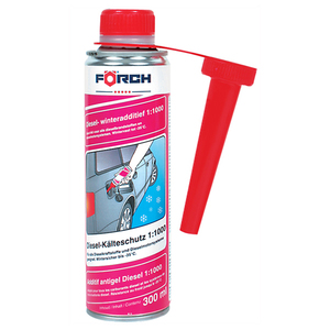 Anticongelant motorina FORCH 67507023, 1:1000, 300ml