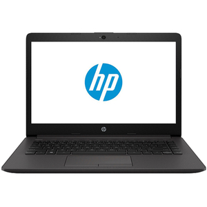 "Laptop HP 240 G7, Intel Core i3-7020U 2.3GHz, 14"" HD, 8GB, SSD 256GB, Intel HD Graphics 620, Free Dos, negru"