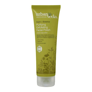 Exfoliant fata URBAN VEDA Purifying, 125ml
