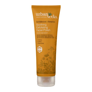 Exfoliant fata URBAN VEDA Soothing, 125ml