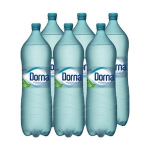 Apa minerala carbogazificata DORNA, 2L, bax, 6 sticle