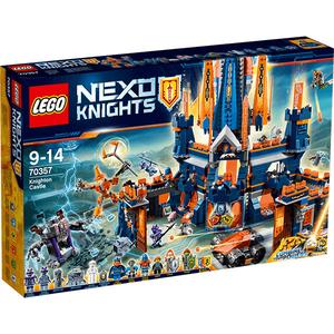 LEGO Nexo Knights: Castelul Knighton, 70357