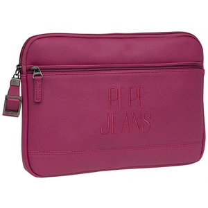 Borseta pentru tableta PEPE JEANS LONDON Embroidery 70469.52, fuchsia