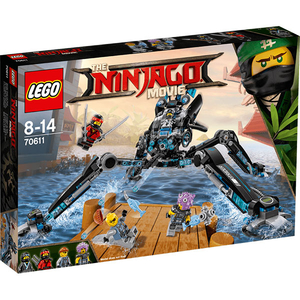 LEGO Ninjago: Paianjen de apa, 70611