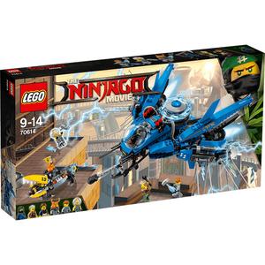 LEGO Ninjago: Avion cu reactie, 70614