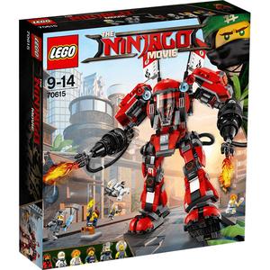LEGO Ninjago: Robot de foc, 70615
