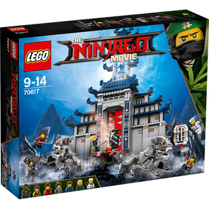 LEGO Ninjago: Templul armei supreme, 70617