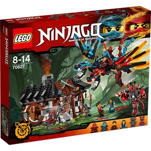 LEGO Ninjago: Fieraria dragonului, 70627