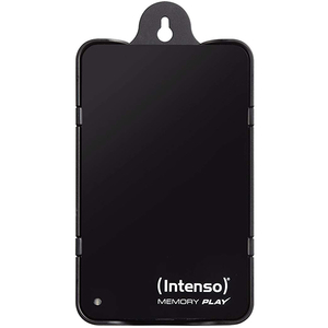 Hard Disk Drive portabil INTENSO Memory play 6021460, 1TB, USB 3.0, negru