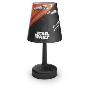 Veioza LED PHILIPS Star Wars Spaceships 718883016, 0.6W, G4, negru