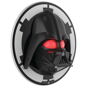 Lampa de perete PHILIPS Darth Vader 7193630P0, 2x0.2W, negru