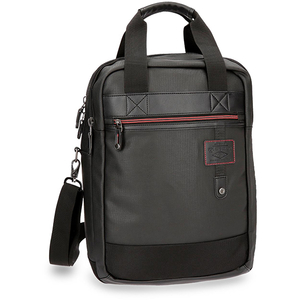 Rucsac PEPE JEANS LONDON 7232461, Compartiment laptop, negru