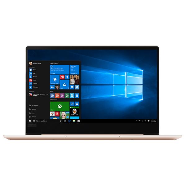 """Laptop LENOVO IdeaPad 720S-13IKB, Intel Core i7-8550U pana la 4.0GHz, 13.3"""" IPS Full HD, 8GB, SSD 256GB, Intel® UHD Graphics 620, Windows 10 Home"""