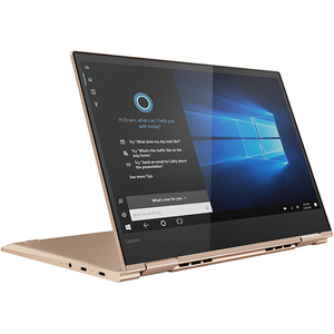 "Laptop 2 in 1 LENOVO Yoga 730-13IKB, Intel Core i7-8550U pana la 4.0GHz, 13.3"" 4K Touch Display, 8GB, SSD 512GB, Intel UHD Graphics 620, Windows 10 Home"
