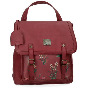 Rucsac geanta de umar PEPE JEANS LONDON Bambie 7312261, bordo
