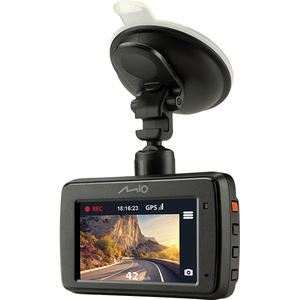 "Camera auto DVR MIO MiVue 731, 2.7"", Full HD, GPS, negru"